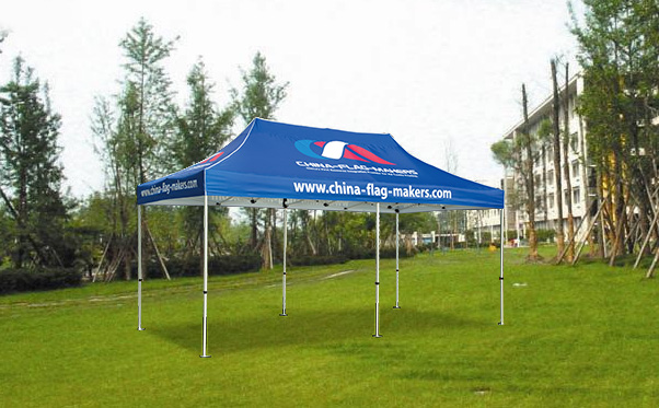 Advertising Tents | Landing-Page